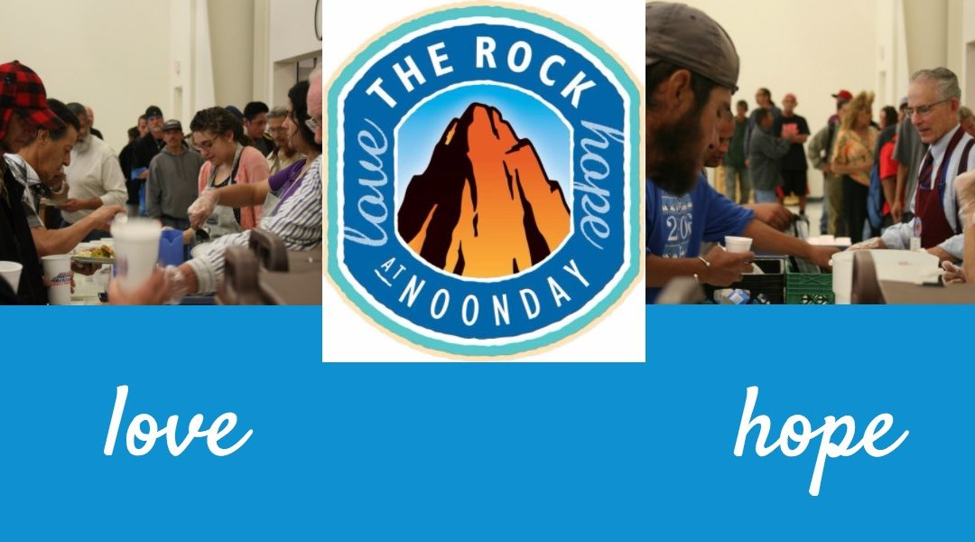 April Partner Spotlight: The Rock at NoonDay